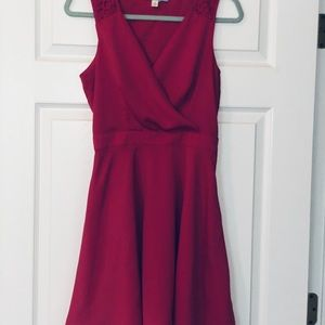 Pink dress from Francesca's